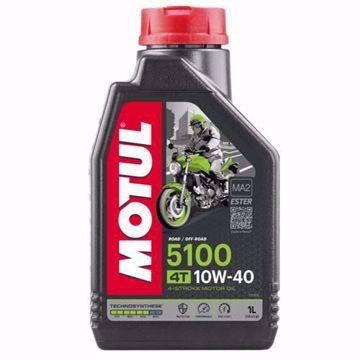 MOTUL 5100 10W40 4T MOTORCYCLE OIL