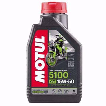 MOTUL 5100 15W50 4T MOTORCYCLE OIL
