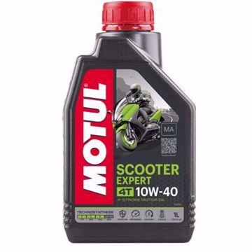 MOTUL SCOOTER EXPERT 4T 10W40 MOTORCYCLE OIL 1L