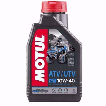 MOTUL ATV-UTV 4T 10W40 MOTORCYCLE OIL 1L