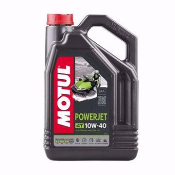 MOTUL POWERJET 4T 10W40 MARINE OIL 4L