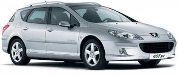 Picture for category Peugeot 407 Spare Parts