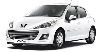 Picture for category Peugeot 207 Spare Parts